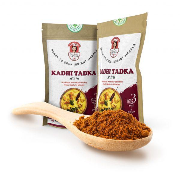 Kadhi Tadka
